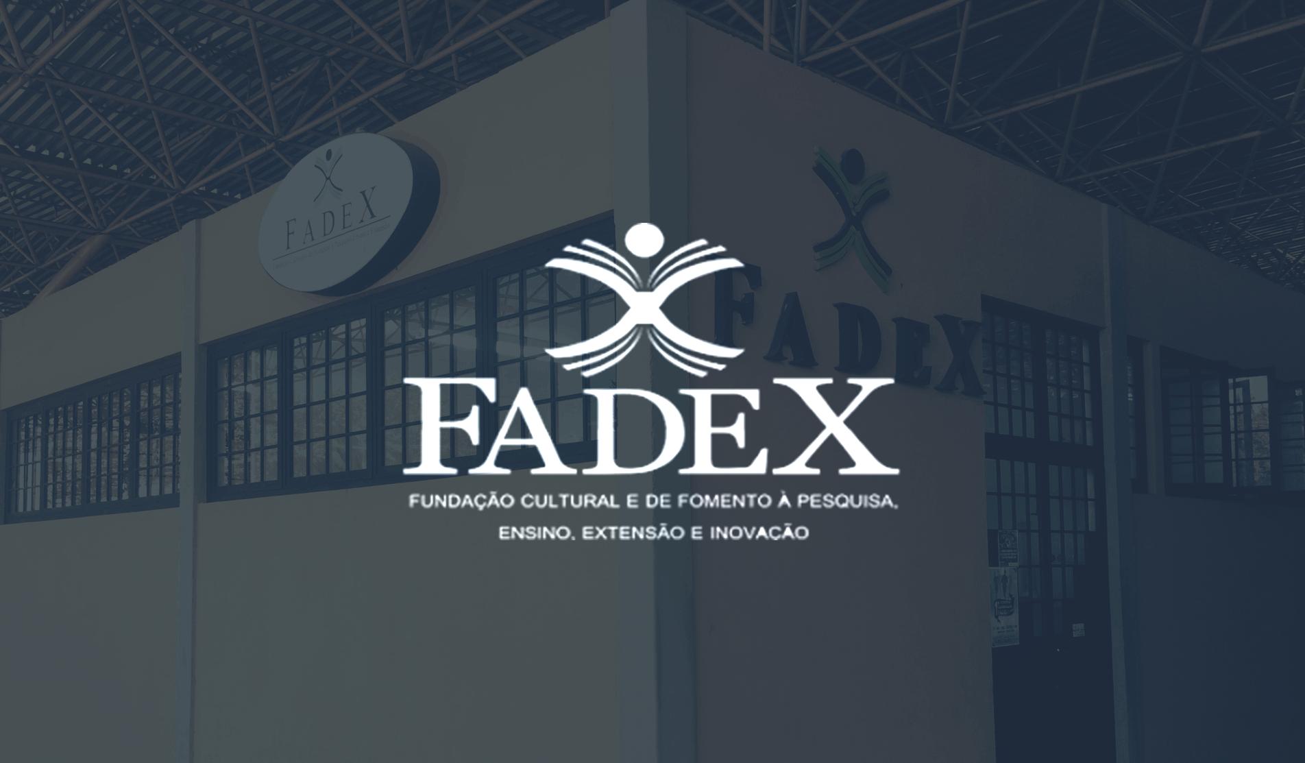 Edital – FADEX Nº 008/2019 Processo Seletivo Simplificado para apoio administrativo.